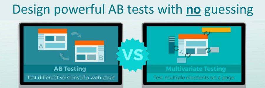 AB testing design